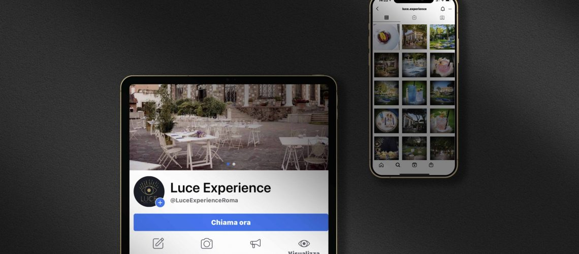 Luce Experience Portfolio Do Business Italy